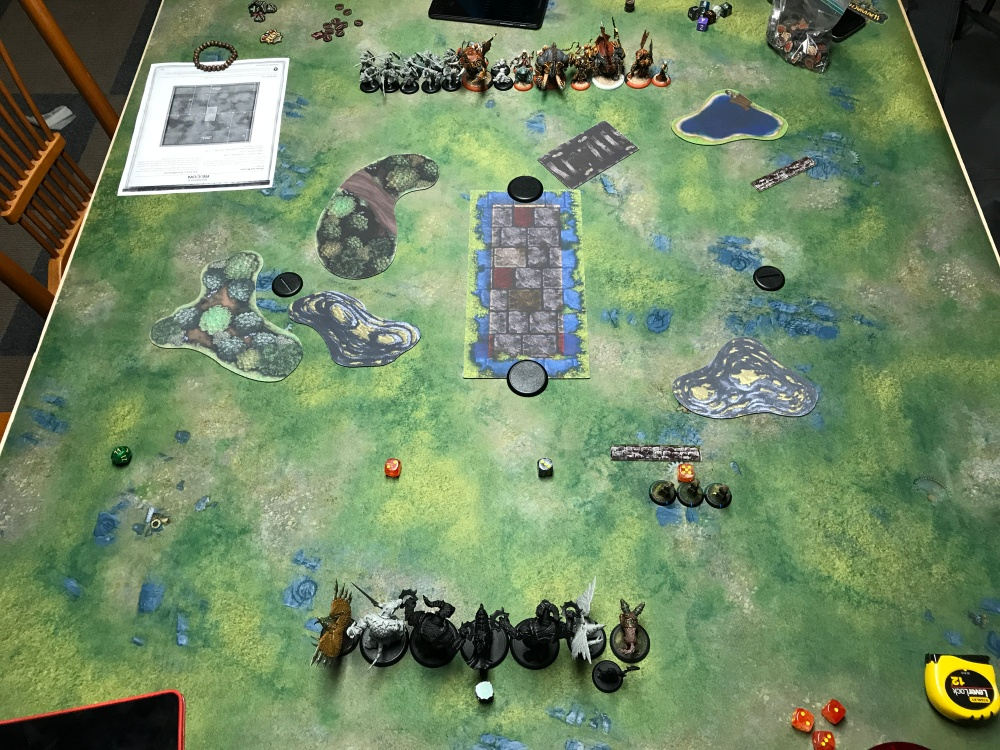 Battle Report #6 - Deployment