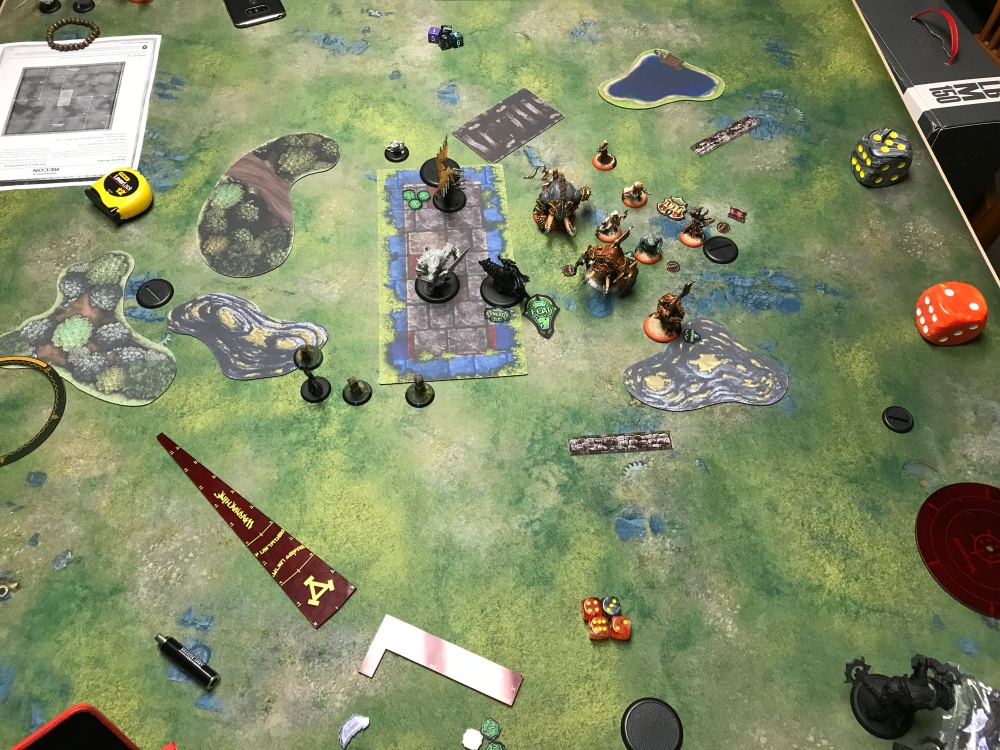 Battle Report #6 - End of Circle Turn 4