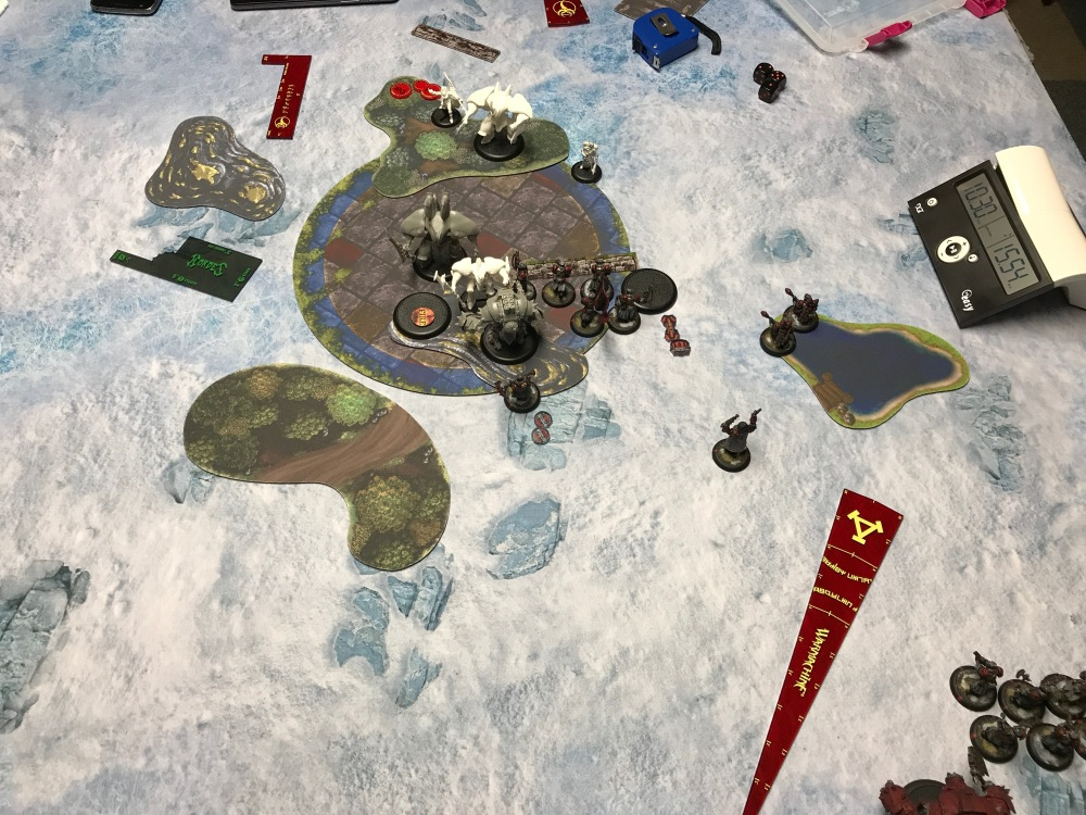 Battle Report #10 - End of Retribution Turn 4