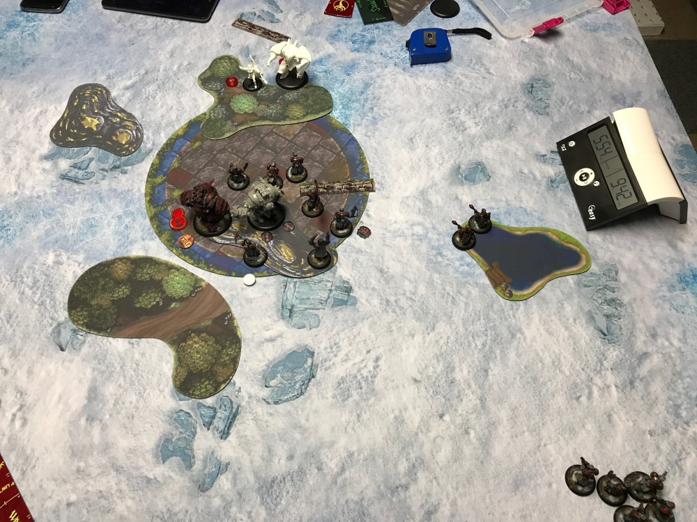 Battle Report #10 - End of Retribution Turn 5