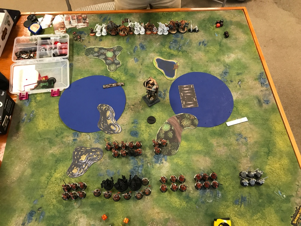 Battle Report #12 - Deployment