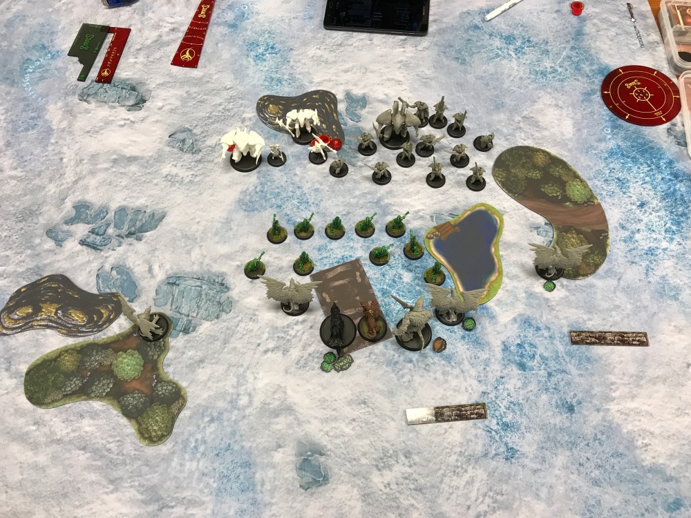 Battle Report #7 - End of Circle Turn 2