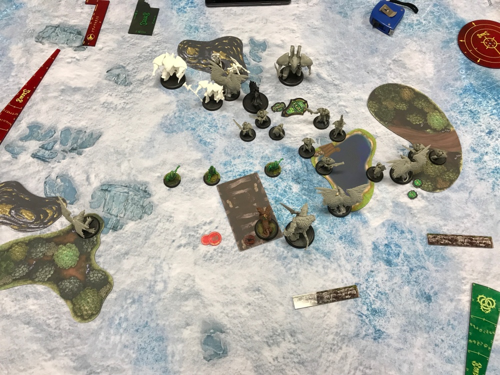 Battle Report #7 - End of Circle Turn 3