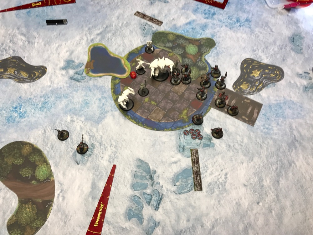 Battle Report #9 - End of Retribution Turn 4