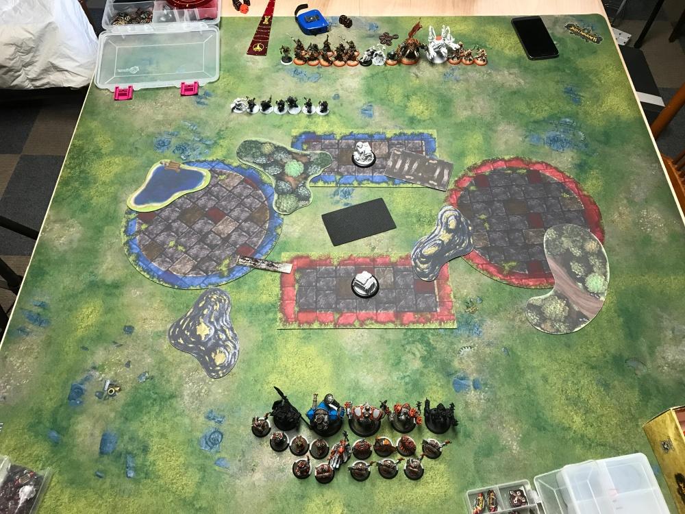 Battle Report #13 - Deployment