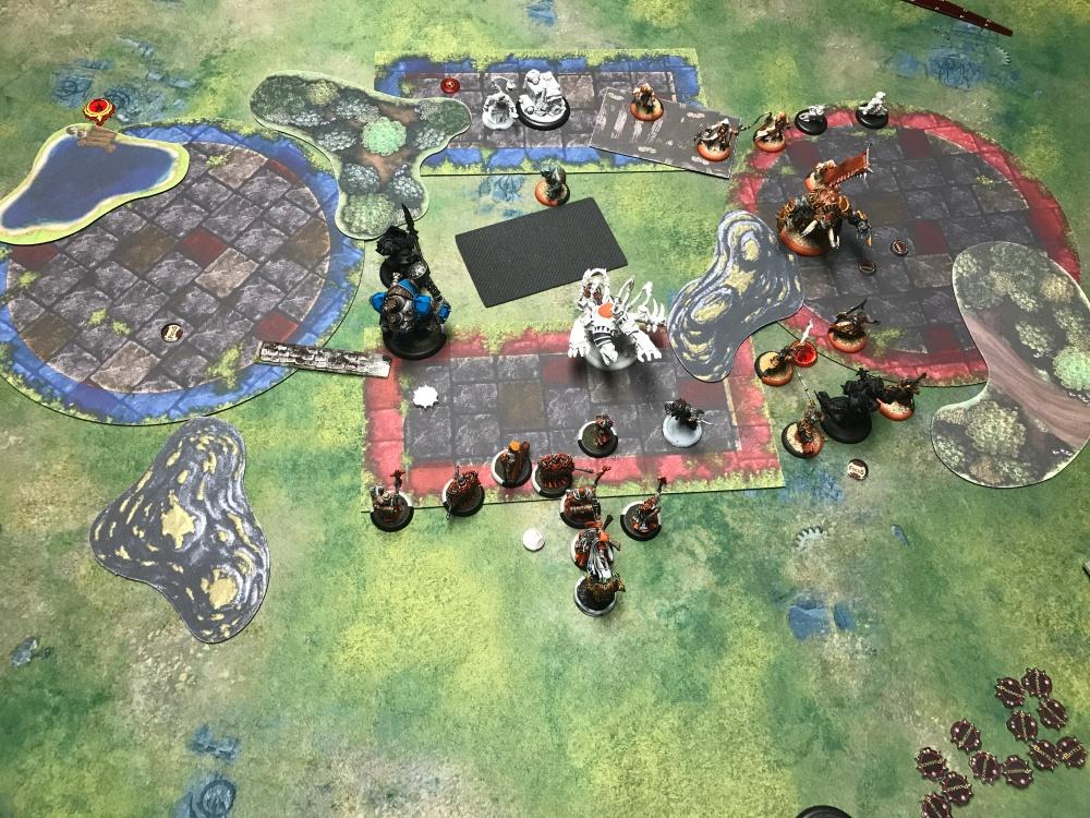 Battle Report #13 - End of Menoth Turn 3.JPG