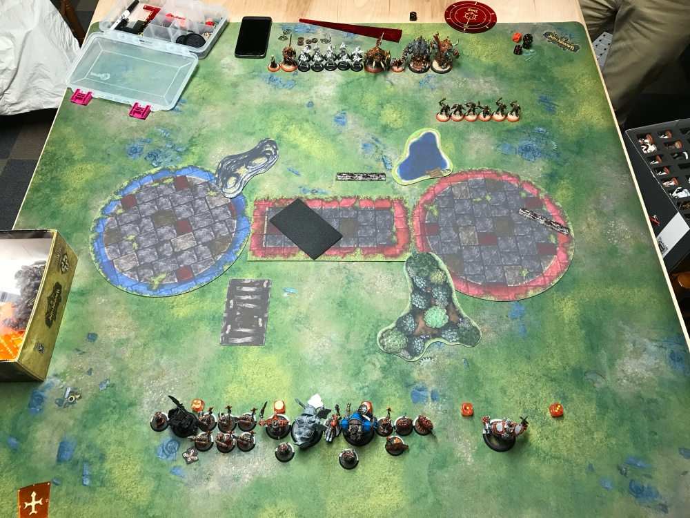 Battle Report #14 - Deployment