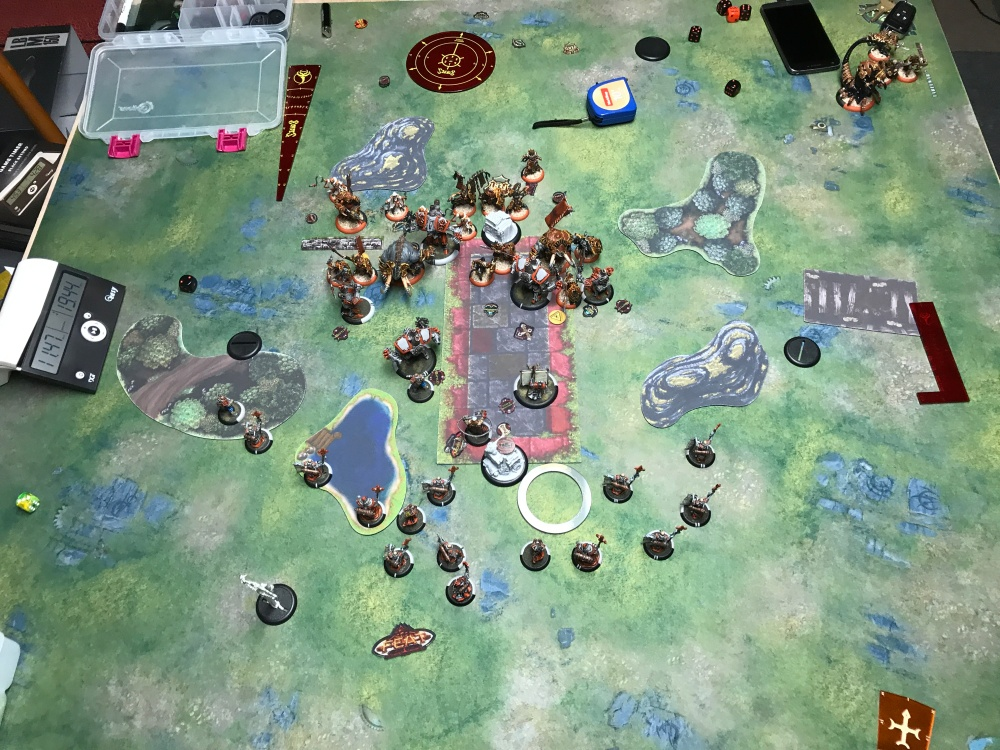 Battle Report 17 - End of Menoth Turn 3.JPG