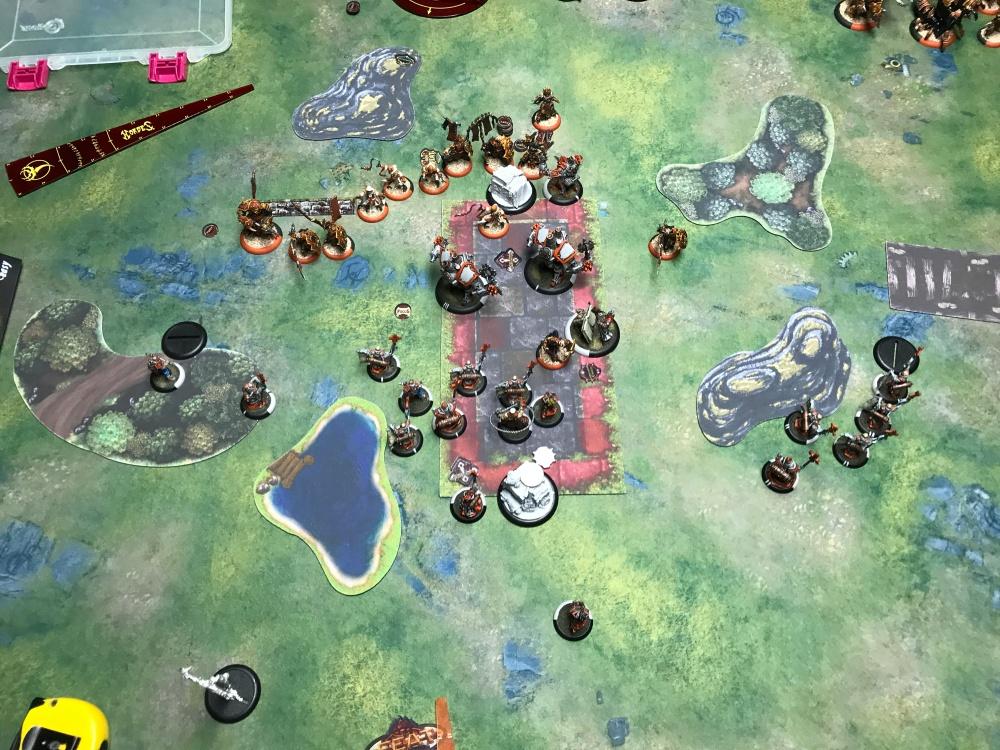Battle Report 17 - End of Menoth Turn 4.JPG