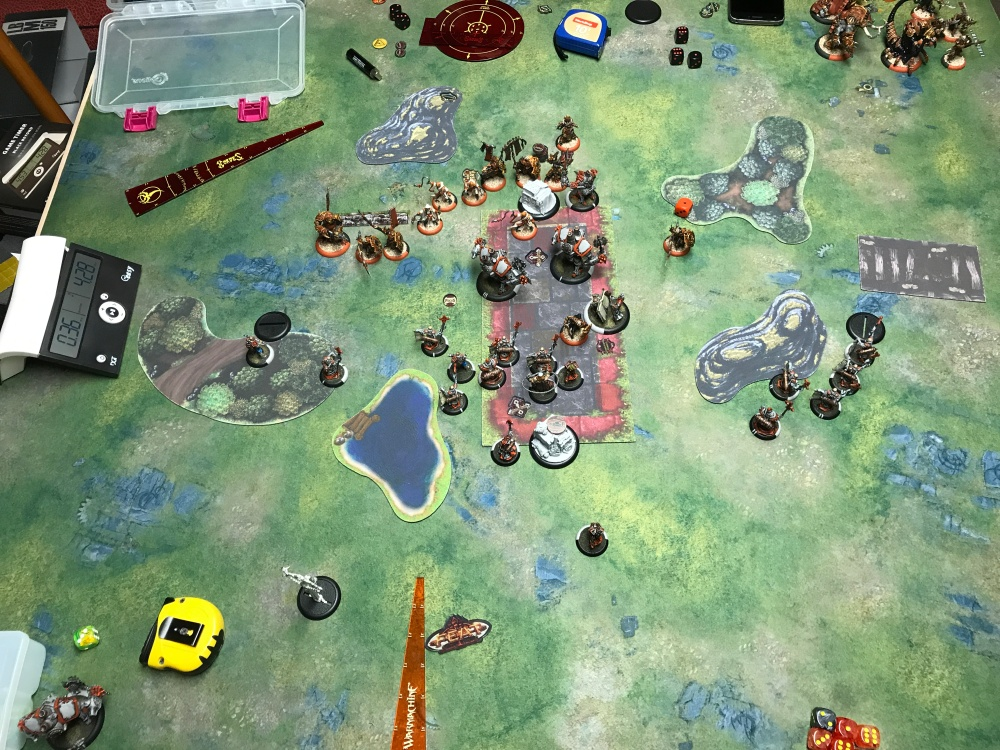 Battle Report 17 - End of Skorne Turn 4.JPG